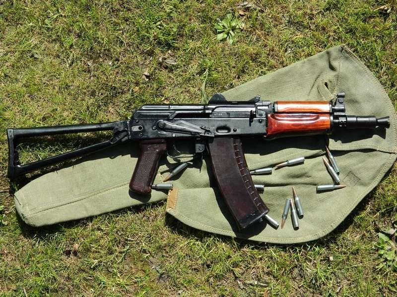 AKS-74U Krinkov 5,45x39 811