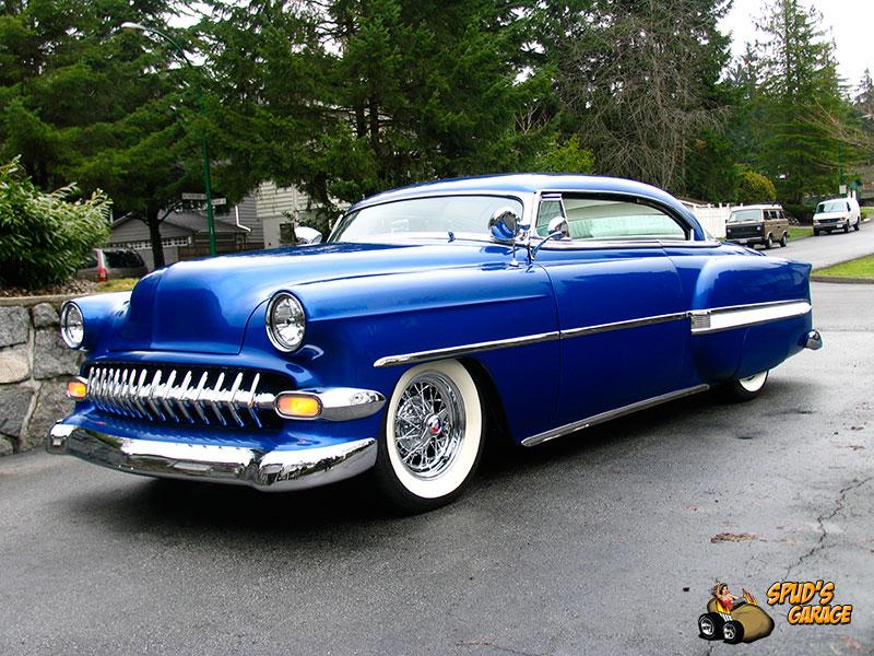 Chevy 1953 - 1954 custom & mild custom galerie - Page 4 002e10