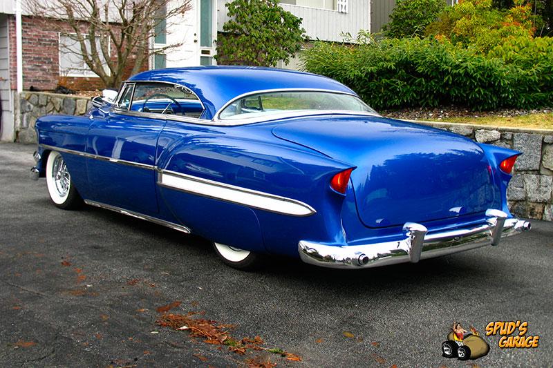Chevy 1953 - 1954 custom & mild custom galerie - Page 4 006e10