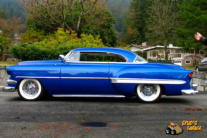 Chevy 1953 - 1954 custom & mild custom galerie - Page 4 007e10