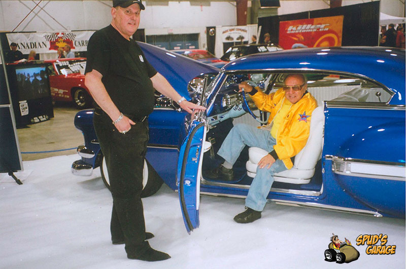 Chevy 1953 - 1954 custom & mild custom galerie - Page 4 015e10