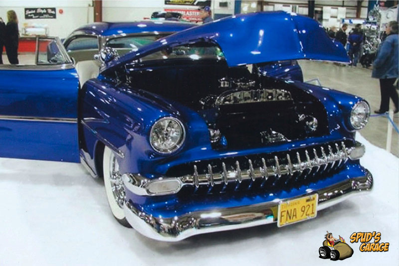 Chevy 1953 - 1954 custom & mild custom galerie - Page 4 016e10