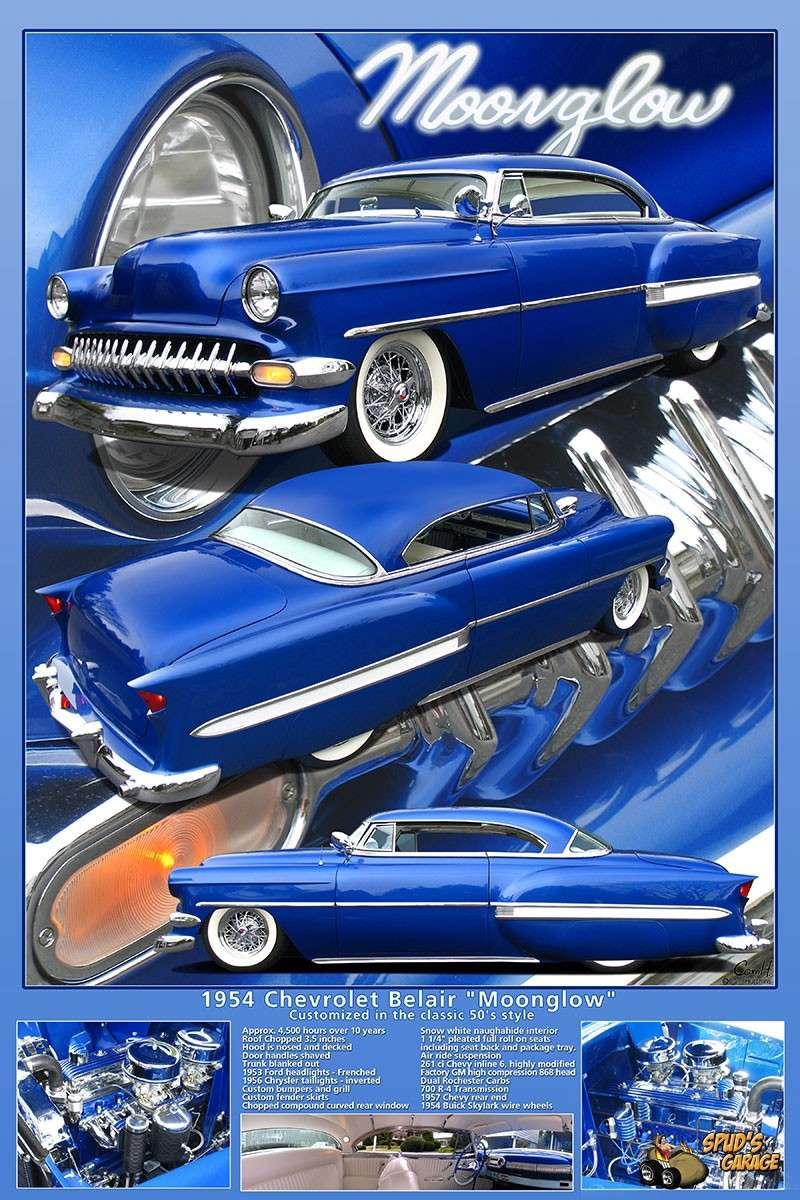 Chevy 1953 - 1954 custom & mild custom galerie - Page 4 017e10
