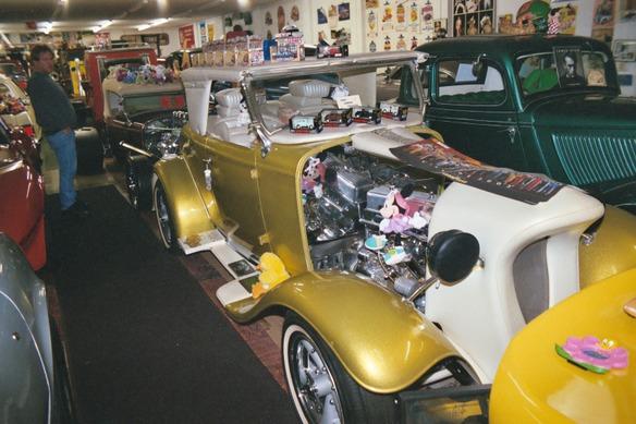 Sixties show rods &  Custom Rods 020_1710