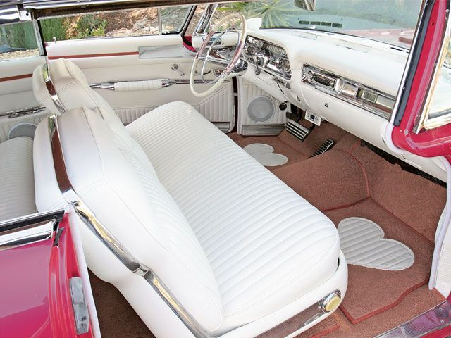 Cadillac 1957 & 1958  custom & mild custom 0611cu11