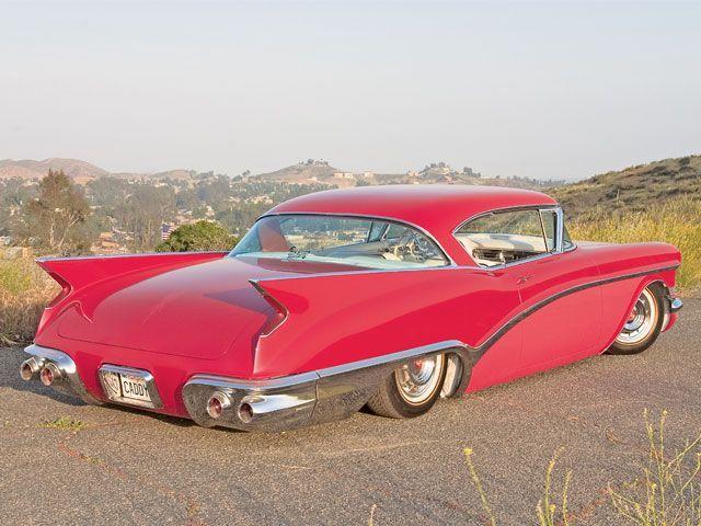 Cadillac 1957 & 1958  custom & mild custom 0611cu12