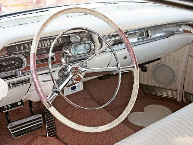 Cadillac 1957 & 1958  custom & mild custom 0611cu13