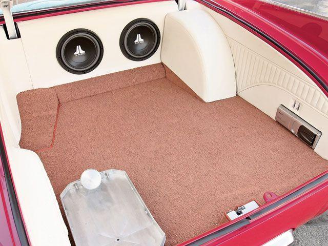 Cadillac 1957 & 1958  custom & mild custom 0611cu14