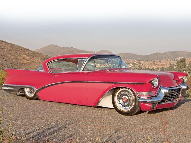 Cadillac 1957 & 1958  custom & mild custom 0611cu16
