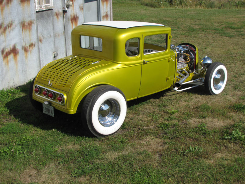 Ford 1931 Hot rod 1011