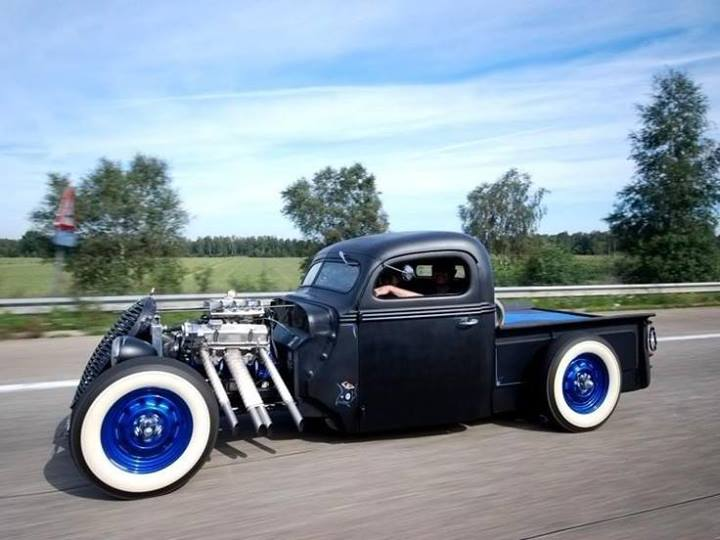 Rat Rods - Galerie - Page 3 10124410