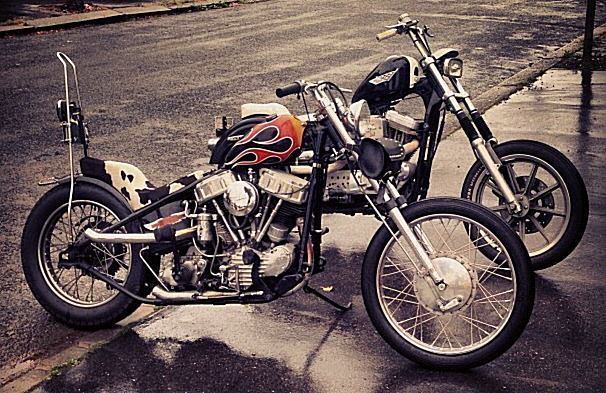 Bobbers & Bobbers choppers 10173010