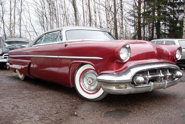 Oldsmobile 1955 - 1956 - 1957 custom & mild custom - Page 4 10313410