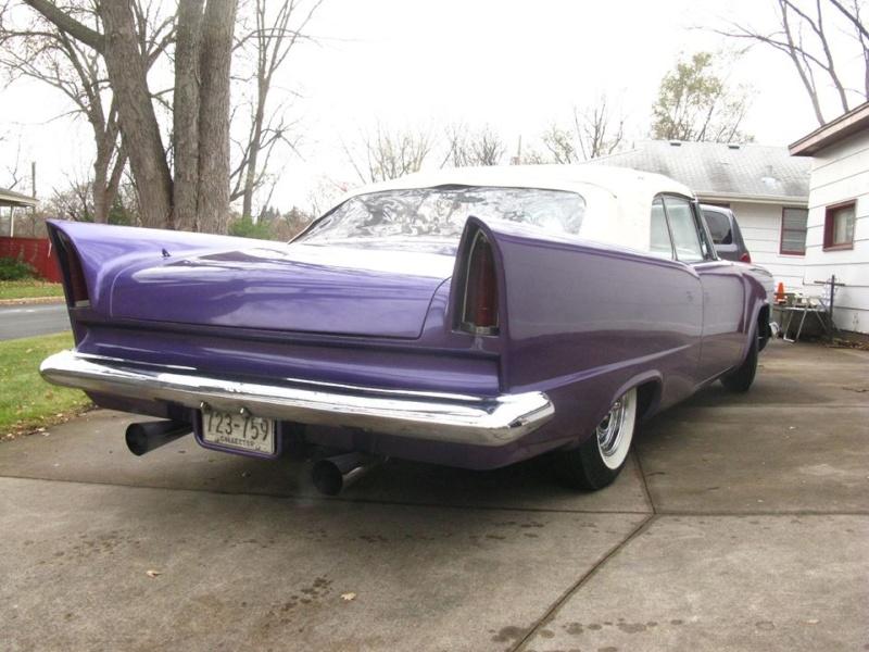 Plymouth  1957 - 1958 custom & mild custom - Page 2 10410410
