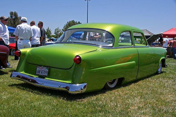 Ford 1952 - 1954 custom & mild custom - Page 6 10480610