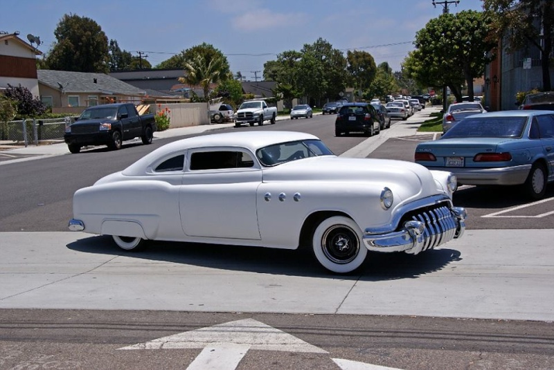 Buick 1950 -  1954 custom and mild custom galerie - Page 5 10615510