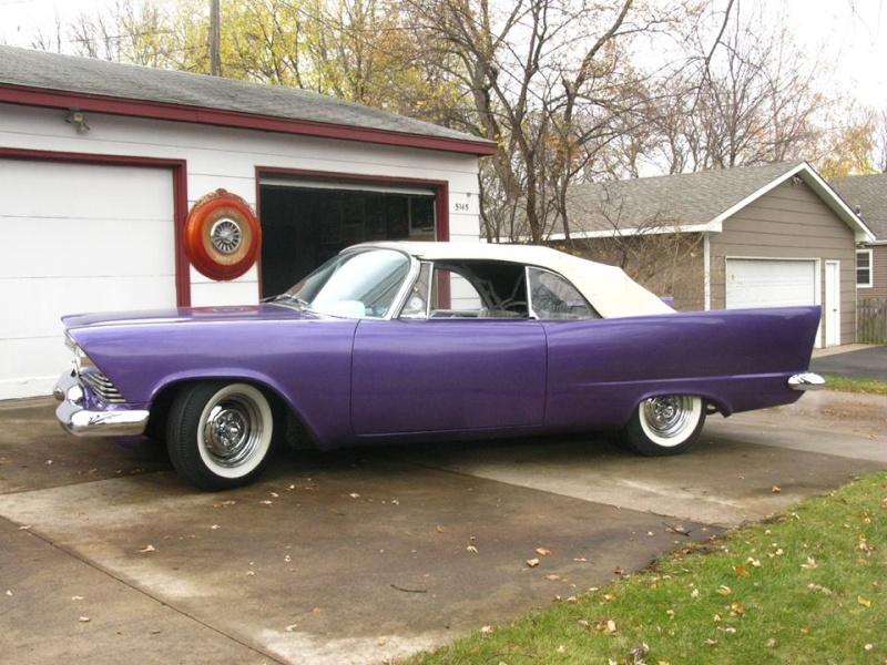 Plymouth  1957 - 1958 custom & mild custom - Page 2 10635710