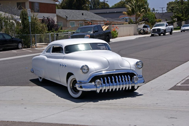 Buick 1950 -  1954 custom and mild custom galerie - Page 5 10665211
