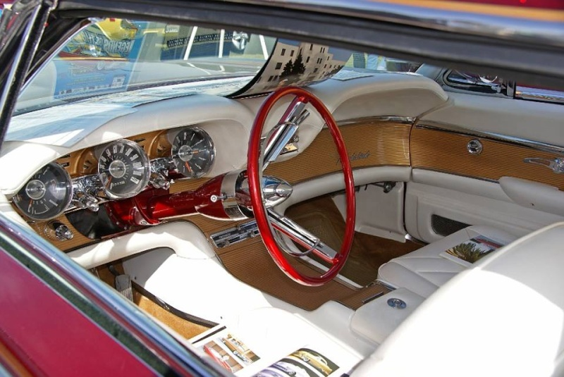 Ford Thunderbird 1961 - 1963 custom & mild custom - Page 3 10712710