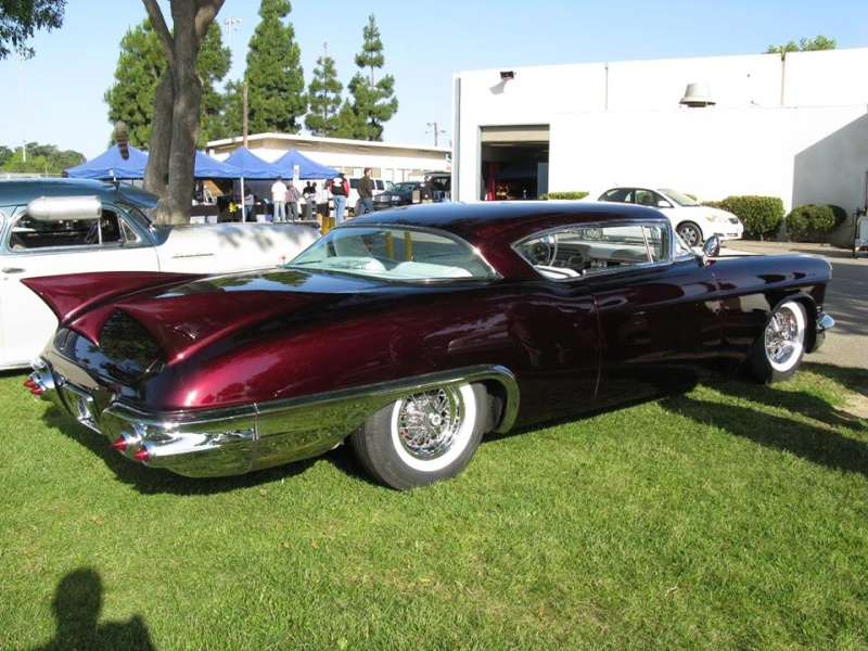 Cadillac 1957 & 1958  custom & mild custom - Page 2 10734110