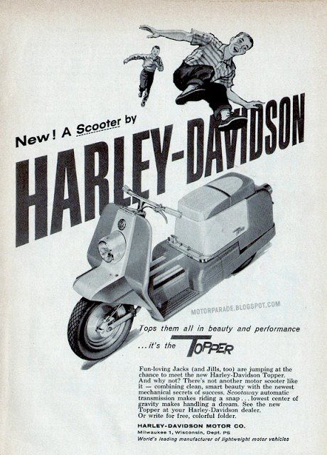 Scooter des 1950's & 1960's - Page 2 11754710