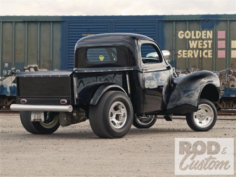 Willys 1940- 41 gasser 1211sr18