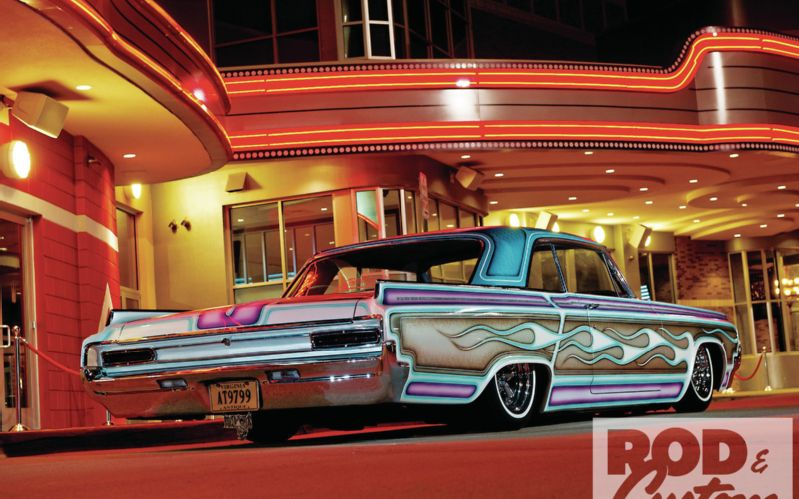 Oldsmobile 1961 - 1964 custom & mild custom 1212rc10