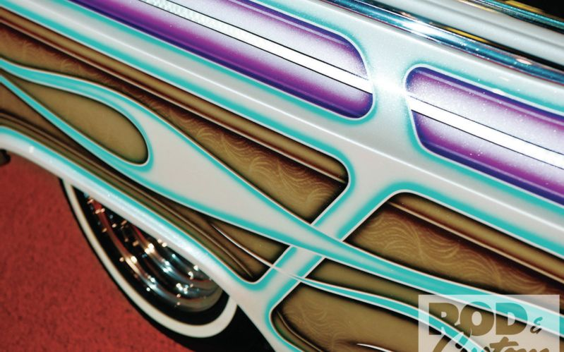 Oldsmobile 1961 - 1964 custom & mild custom 1212rc11
