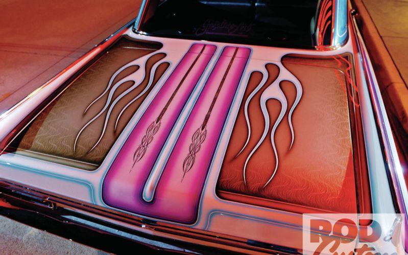 Oldsmobile 1961 - 1964 custom & mild custom 1212rc13
