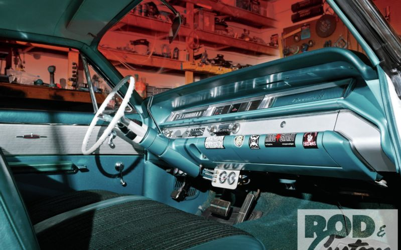 Oldsmobile 1961 - 1964 custom & mild custom 1212rc16