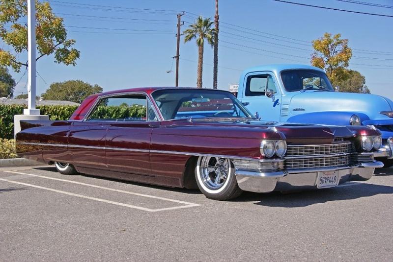 Cadillac 1961 - 1968 Custom & mild custom - Page 3 13799810