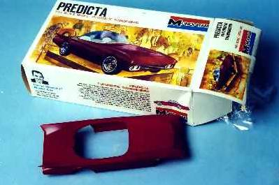 Predicta - Darrill Starbird - 1956 tbird radical bubble top custom 1411