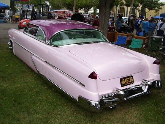 Lincoln  1952 - 1955 custom & mild custom 14576410