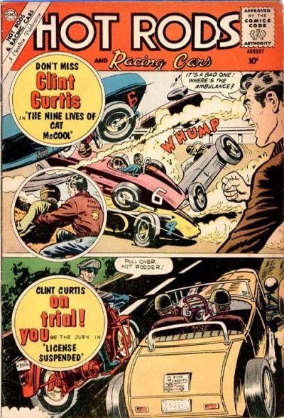 Hot Rod Comics - Hot Rod & Bandes dessinées 15018710