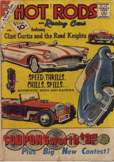 Hot Rod Comics - Hot Rod & Bandes dessinées 15019110