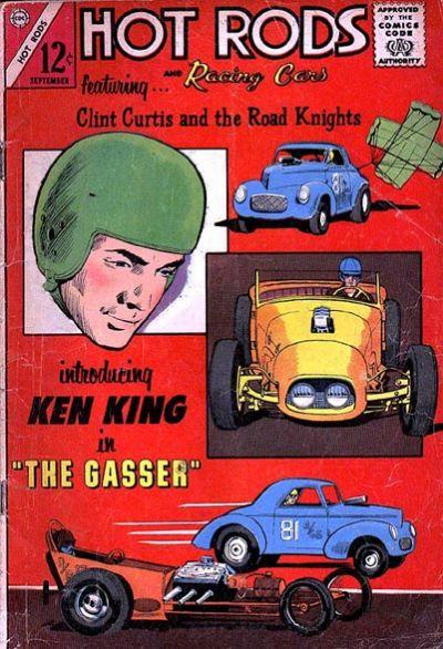 Hot Rod Comics - Hot Rod & Bandes dessinées 15021010
