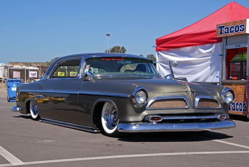 Chrysler & DeSoto 1955 - 1956 custom & mild custom 15050010
