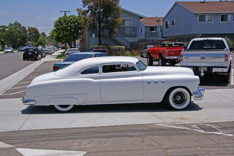 Buick 1950 -  1954 custom and mild custom galerie - Page 5 15575510