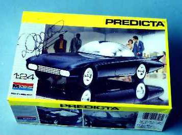 Predicta - Darrill Starbird - 1956 tbird radical bubble top custom 1611
