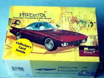 Predicta - Darrill Starbird - 1956 tbird radical bubble top custom 1711
