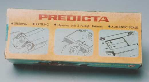 Predicta - Darrill Starbird - 1956 tbird radical bubble top custom 1911
