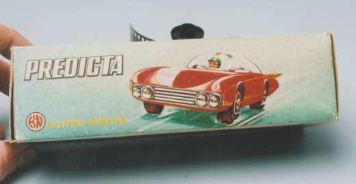 Predicta - Darrill Starbird - 1956 tbird radical bubble top custom 2010