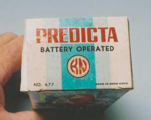 Predicta - Darrill Starbird - 1956 tbird radical bubble top custom 2110