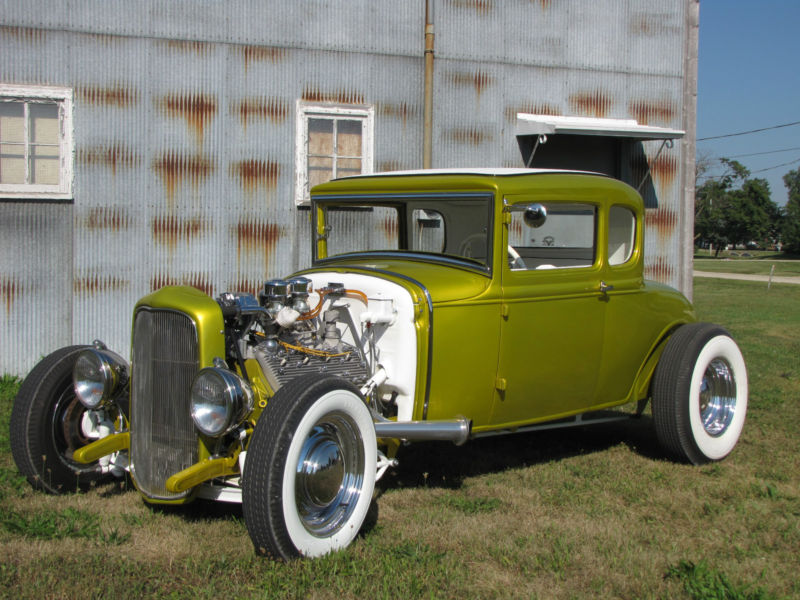 Ford 1931 Hot rod 213