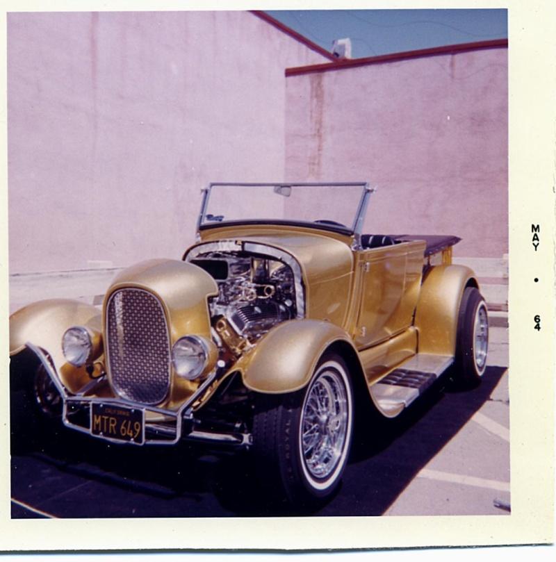 Sixties show rods &  Custom Rods 2920ro10