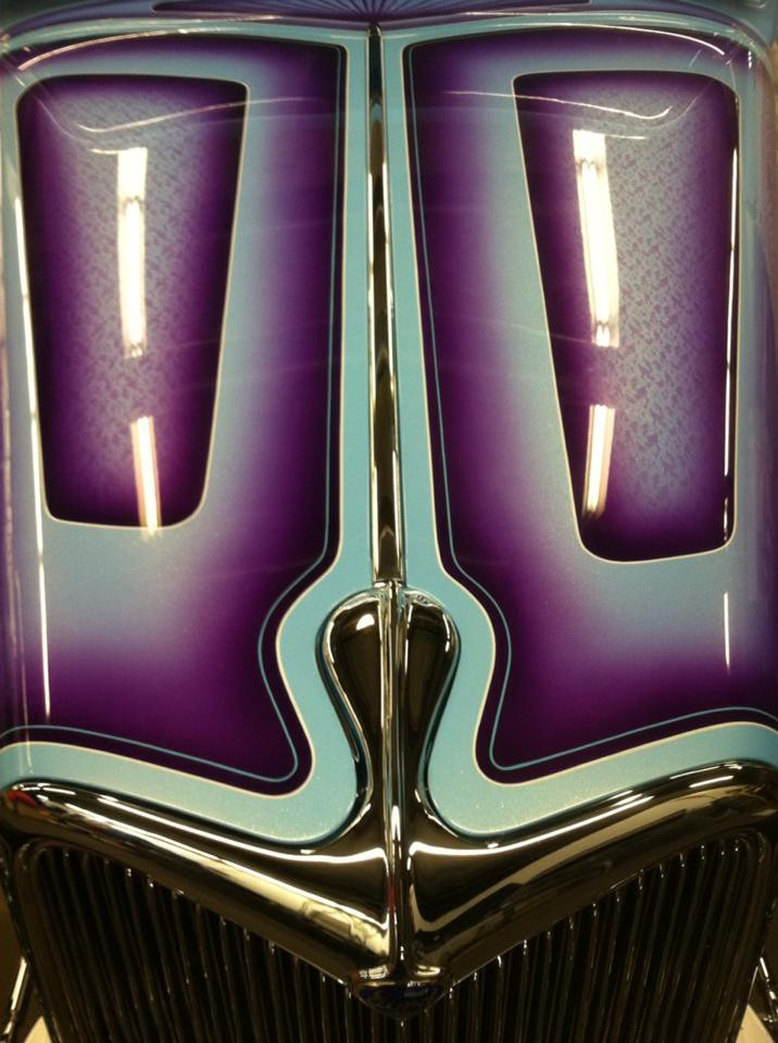 Iron Orchid - '34 Ford -  Galpin Auto Sports 29566110