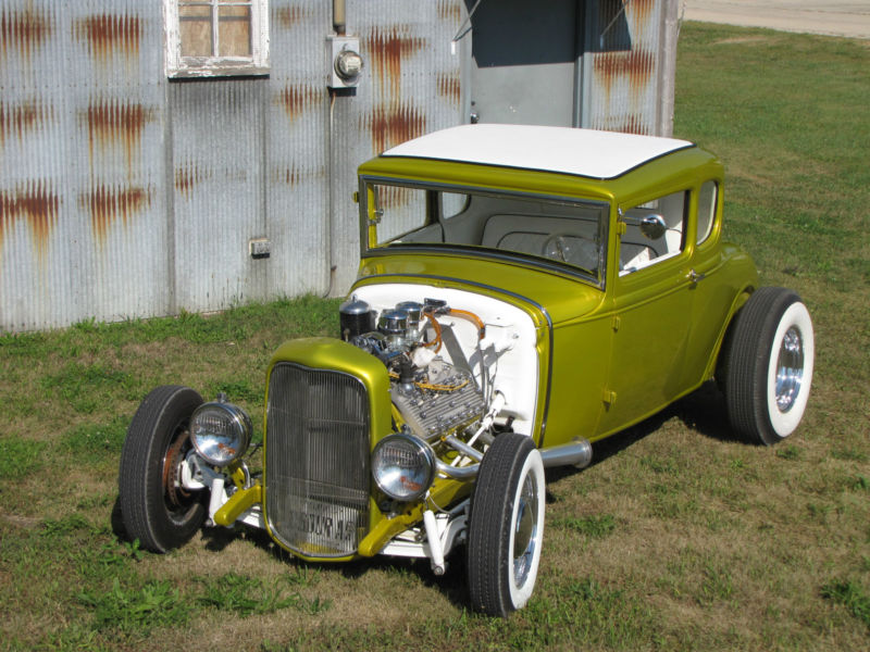 Ford 1931 Hot rod 312