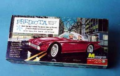Predicta - Darrill Starbird - 1956 tbird radical bubble top custom 313