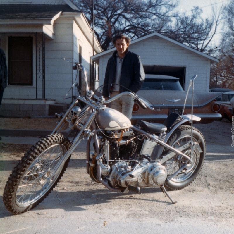 Photo Vintage -vintage pics - Chopper & Bobber - Page 2 314