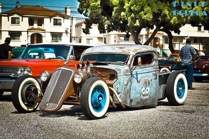 Rat Rods - Galerie - Page 3 31759410